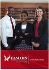 Eastern Washington University - Master of Business Administration